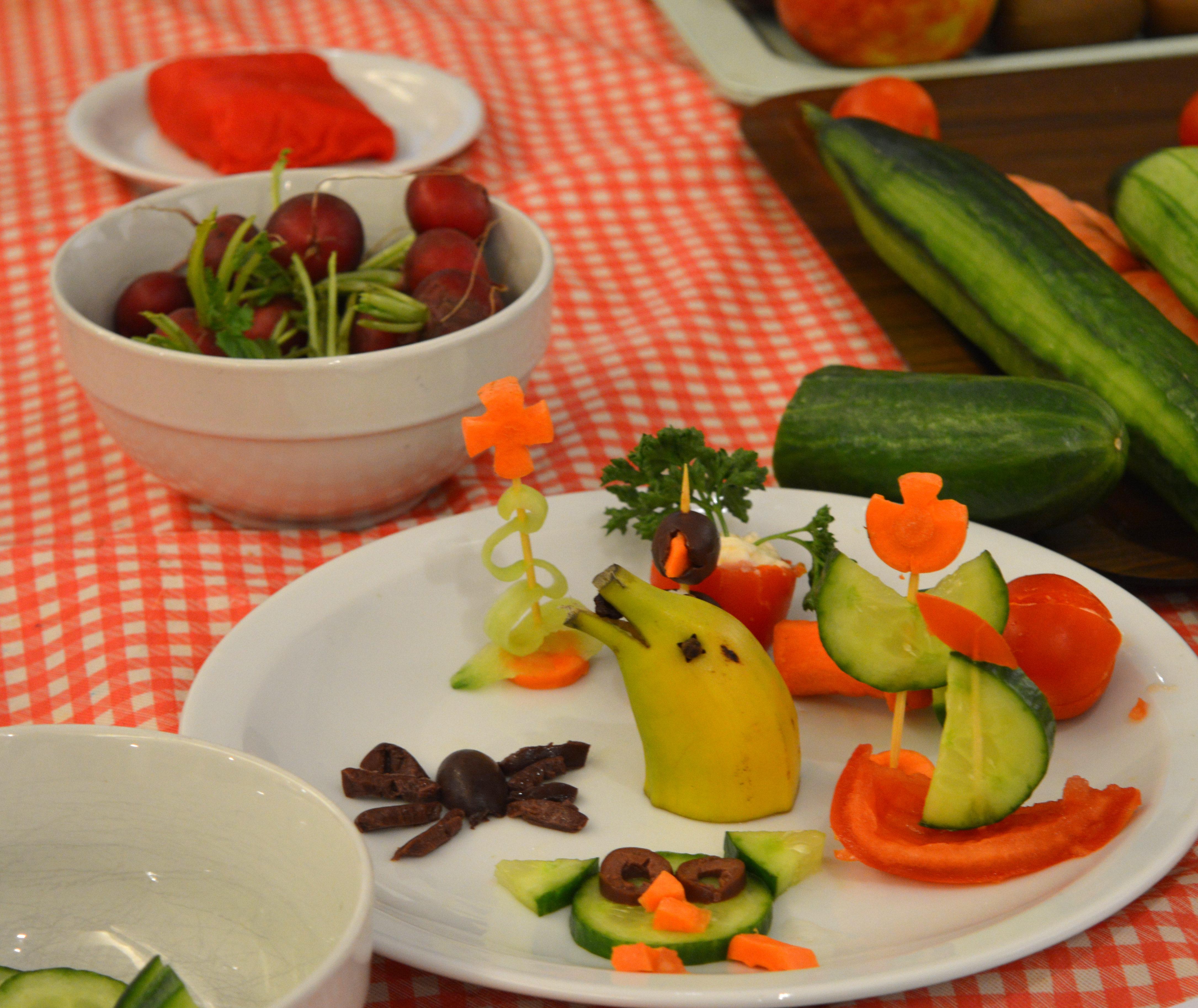 Ateliers food-art