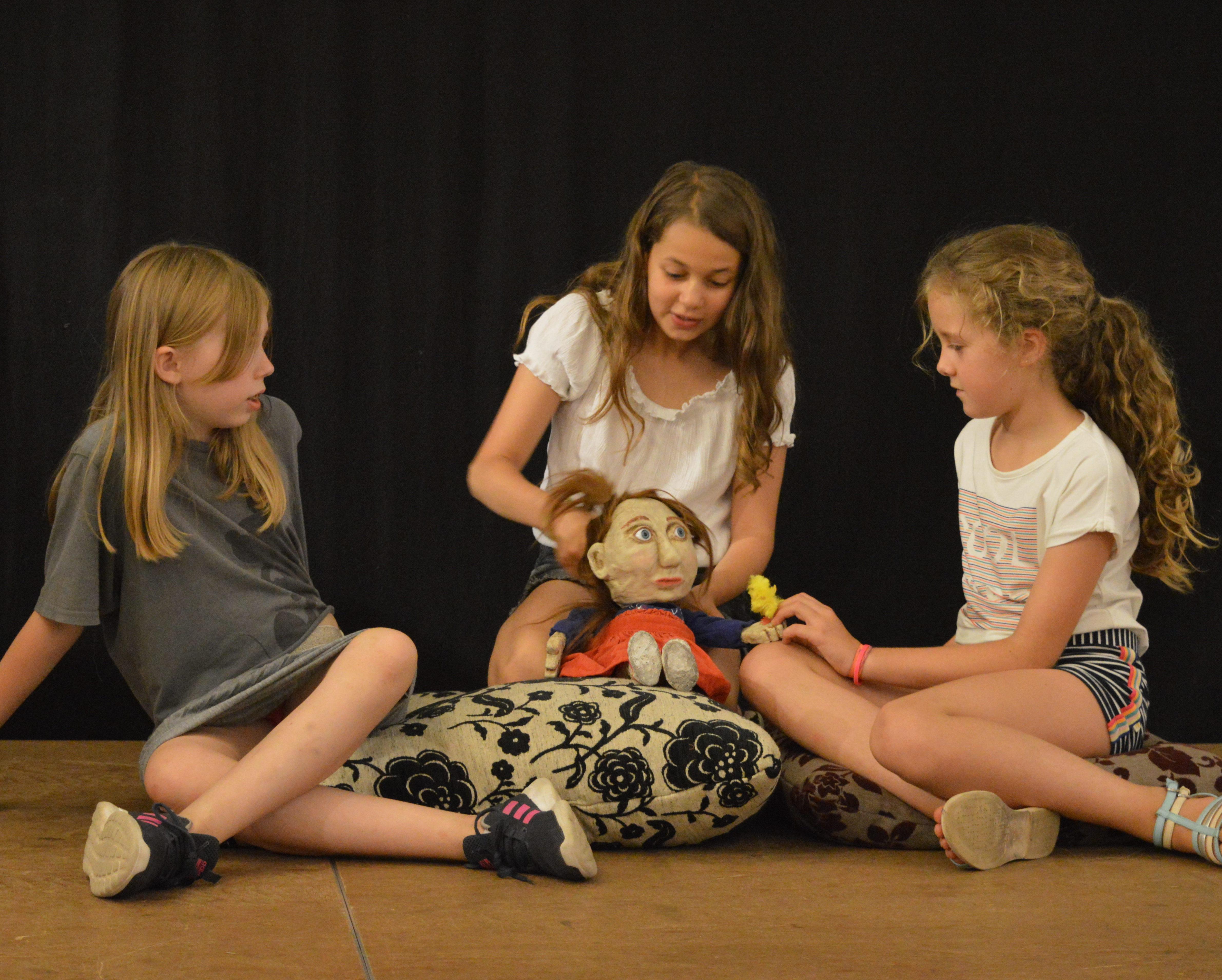 Stages Théâtre et Marionnettes